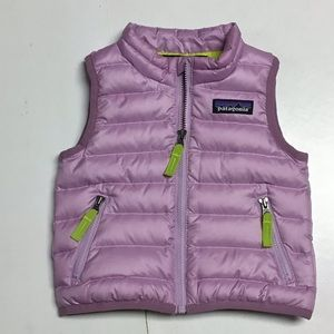 Kids Patagonia  Vest 3 - 6 moths